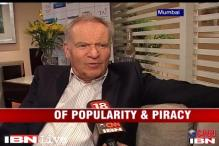 Author Jeffrey Archer launches his latest 'Best Kept Secret' in Mumbai