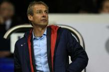 US are on the right track, says Klinsmann