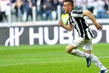 Juventus extend league lead to 9 points with Catania win