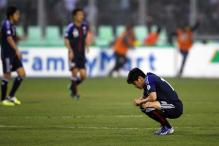 Underdogs hurt Asian heavyweights in WC qualifying