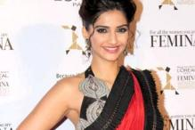 Photos: The Sonam Kapoor saree collection