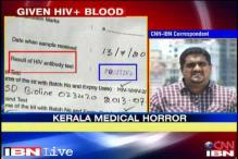 Kerala: 8-year-old girl tests HIV positive after blood transfusion