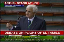 Parliament live: Diplomacy will do what war can't do in SL, says Khurshid