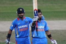 Virat Kohli, Suresh Raina in top 10 in ICC T20 rankings