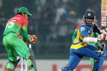 T20I: Sri Lanka beat Bangladesh by 17 runs