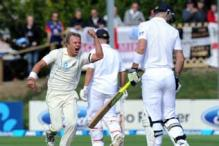 In pics: New Zealand v England, 1st Test, day two