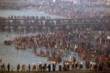 Kumbh ends with last bathing on Maha Shivratri