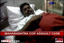 Maharashtra MLAs who beat up policeman to go scot-free?
