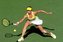 Kvitova ousted by Kirilenko at Indian Wells