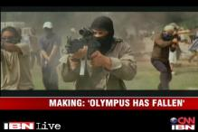 Watch: Making of the Hollywood film 'Olympus Has Fallen'