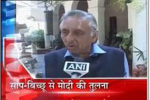 Mani Shankar Aiyar calls Narendra Modi a scorpion