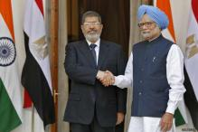 Egypt's Morsi wants India to join Suez Canal corridor project
