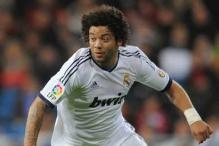 Real Madrid fullback Marcelo fined for driving without valid licence