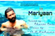 Dhanush's Tamil film 'Mariyaan' is releasing soon