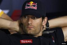 Webber's woes continue in home grand prix