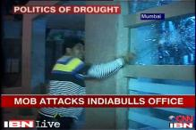 2 MNS workers arrested for attack on Indiabulls office