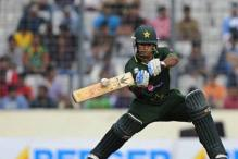 Hafeez out obstructing the field in new rules