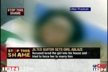 Uttar Pradesh: Spurned lover sets girl on fire