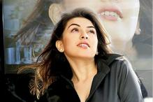 Hansika misses home, but says 'work is bliss'