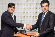 Pakistan sign deal to lift Afghanistan cricket