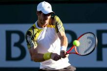 Andy Murray battles into last eight at Indian Wells