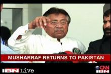 Musharraf ends self-exile, returns to Pakistan despite death threats