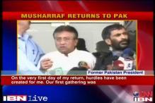 I fear god and nobody else, says ex-Pakistan president Musharraf