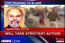 Erring policemen will not be spared, says Akali Dal MP Naresh Gujral