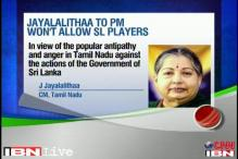 News 360: Sri Lankan players can't play IPL matches in TN, says Jaya