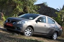 First drive: 2013 Nissan Sunny automatic