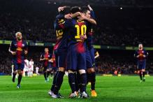 Barcelona the benchmark for academy success