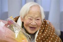 Snapshot: Meet the world's oldest woman on her birthday