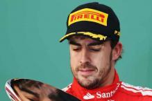 Fernando Alonso happy with Ferrari but Lotus a concern