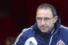 Sunderland sack manager Martin O'Neill after United defeat