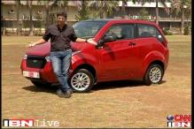 Overdrive: Get a comprehensive review of Mahindra e2o