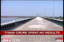 Rs 70,000 cr spent on Maha irrigation project, but no results