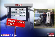 Petrol price slashed by Rs 2 per litre from Friday midnight