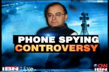 Jaitley phone tapping case: CNN-IBN accesses photos of accused