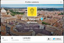 Vatican deletes Pope Benedict tweets