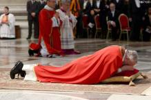 Pope refers to 'Muslim brothers' on Good Friday