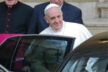 New Pope returns to Rome hotel to pay bill