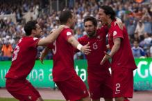 Portugal down Azerbaijan 2-0 in qualifier