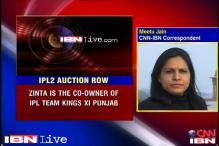 IPL-2 irregularities: ED questions Preity Zinta