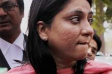 Snapshot: Priya, Sanjay Dutt's sister breaks down