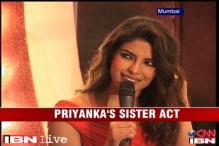 Priyanka Chopra unveils her look in 'Babli Badmaash'