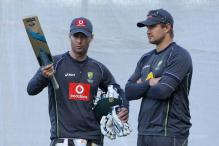 Clarke, Watson didn't see eye to eye during training session