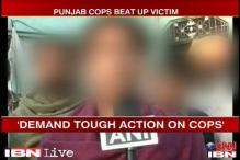 Haven't seen video of policemen beating woman: Punjab DGP