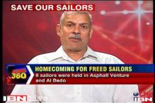 Father of sailor taken hostage on MV Iceberg 1 narrates his plight