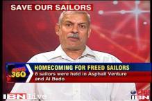 Father of sailor taken hostage on MV Iceberg 1 narrates his plight