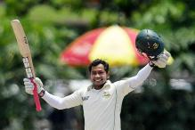 Sri Lanka-Bangladesh Test heading for a draw